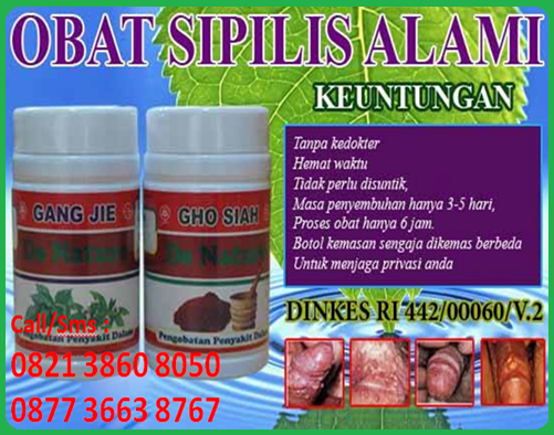 Image Obat Tradisial Mengobati Penyakit Sipilis
