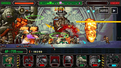 Game Metal Slug Attack Free Money