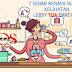 7 Sebab Kenapa wanita Kelihatan Lebih Tua Dari Usia