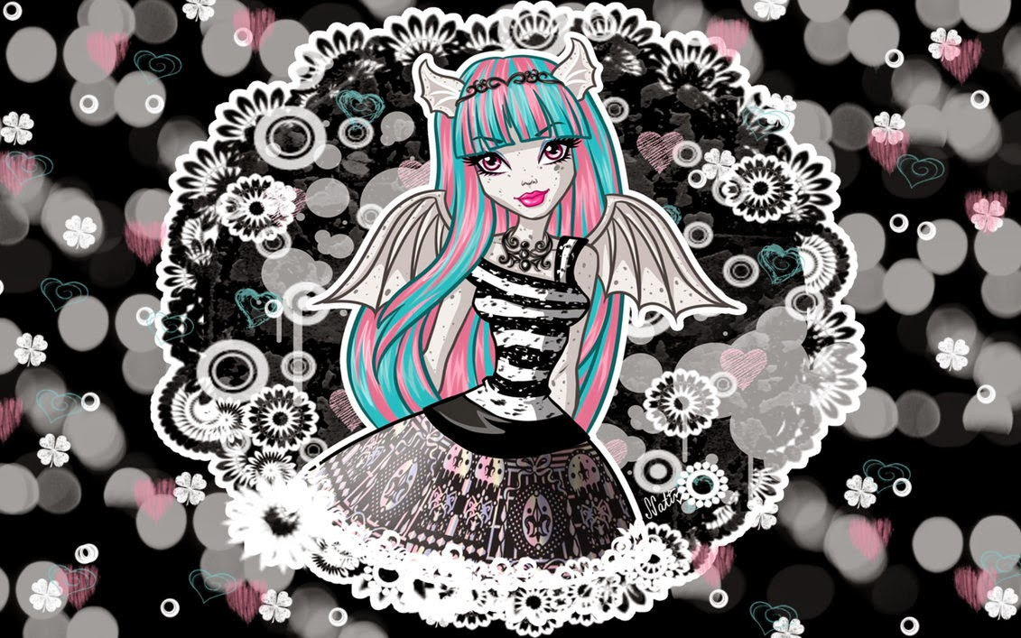 Monster High Andy: 8 Fabulosos Fondos De Pantalla De