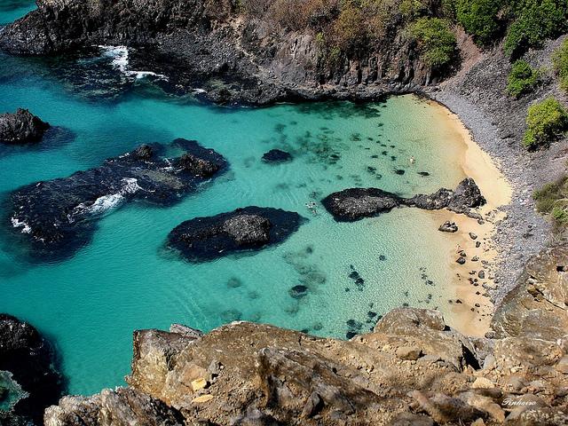 arcipelago Fernando de Noronha Brasile