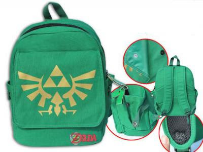 Mochila Legend of Zelda