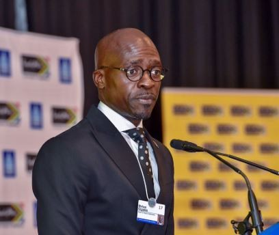 South Africa's Home Affairs Minister, Malusi Gigaba apologizes for his viral sex tape that spilled after his telephone was stolen