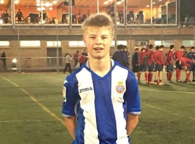 Spanish giants Real Madrid sign son of former Barcelona and Chelsea star Eidur Gudjohnson