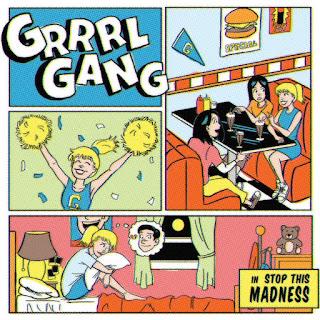 Grrrl Gang - Thrills (Lirik)