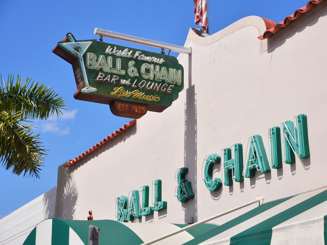 Ball and Chain, Little Havana, Miami