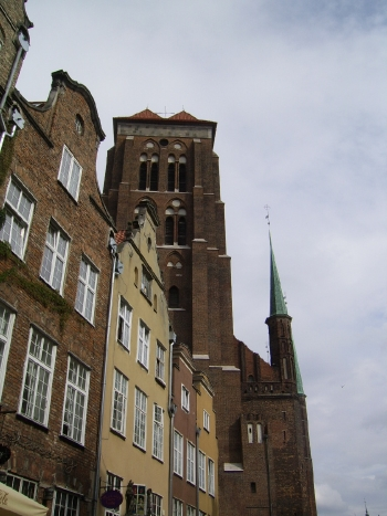 Panoramka: Gdańsk