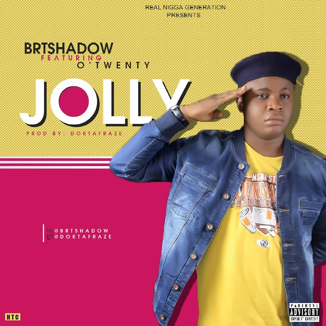 BRTshadow - Jolly Ft Otwenty (prod by Doktafraze)Download mp3 1