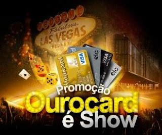 Cadastrar Promoção Ourocard É Show 2018 shakira Ingressos