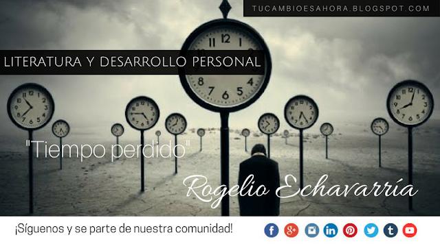 Tiempo perdido-Rogelio Echavarría