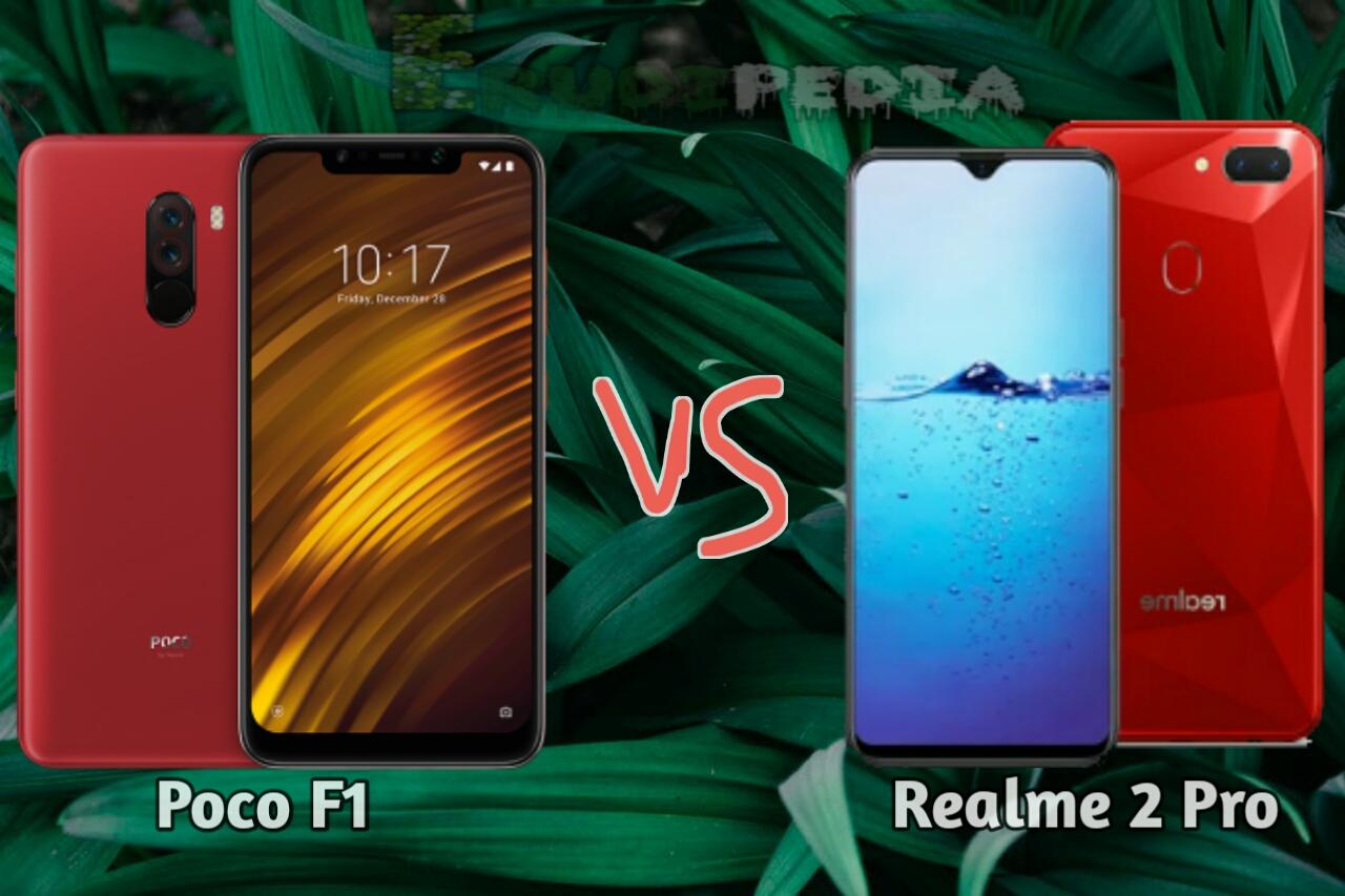 Poco f1 vs Realme 2 pro review who wins