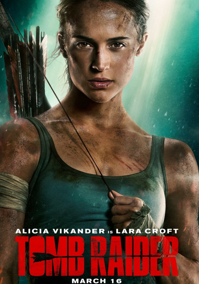 Watch Tomb Raider (2018) Online