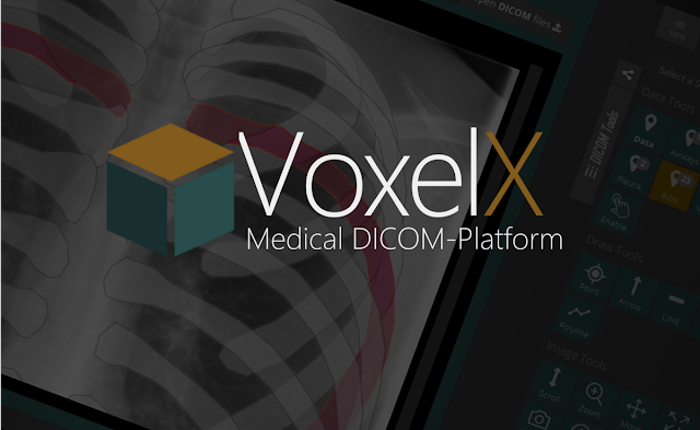 VoxelX - Blockchain Powered Medical DICOM-Platform