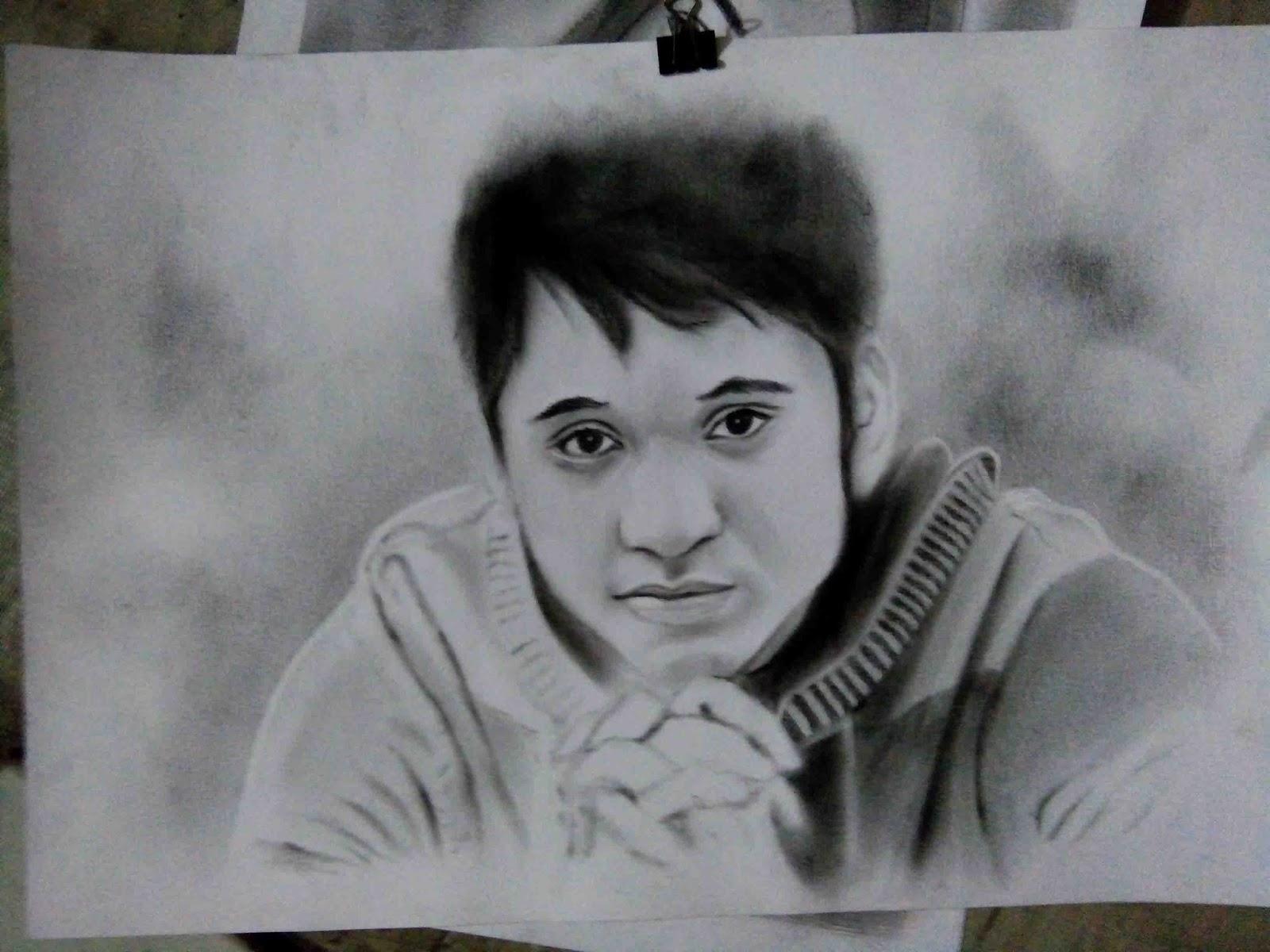 Sketsa Wajah Pekanbaru ART HP 08127657425