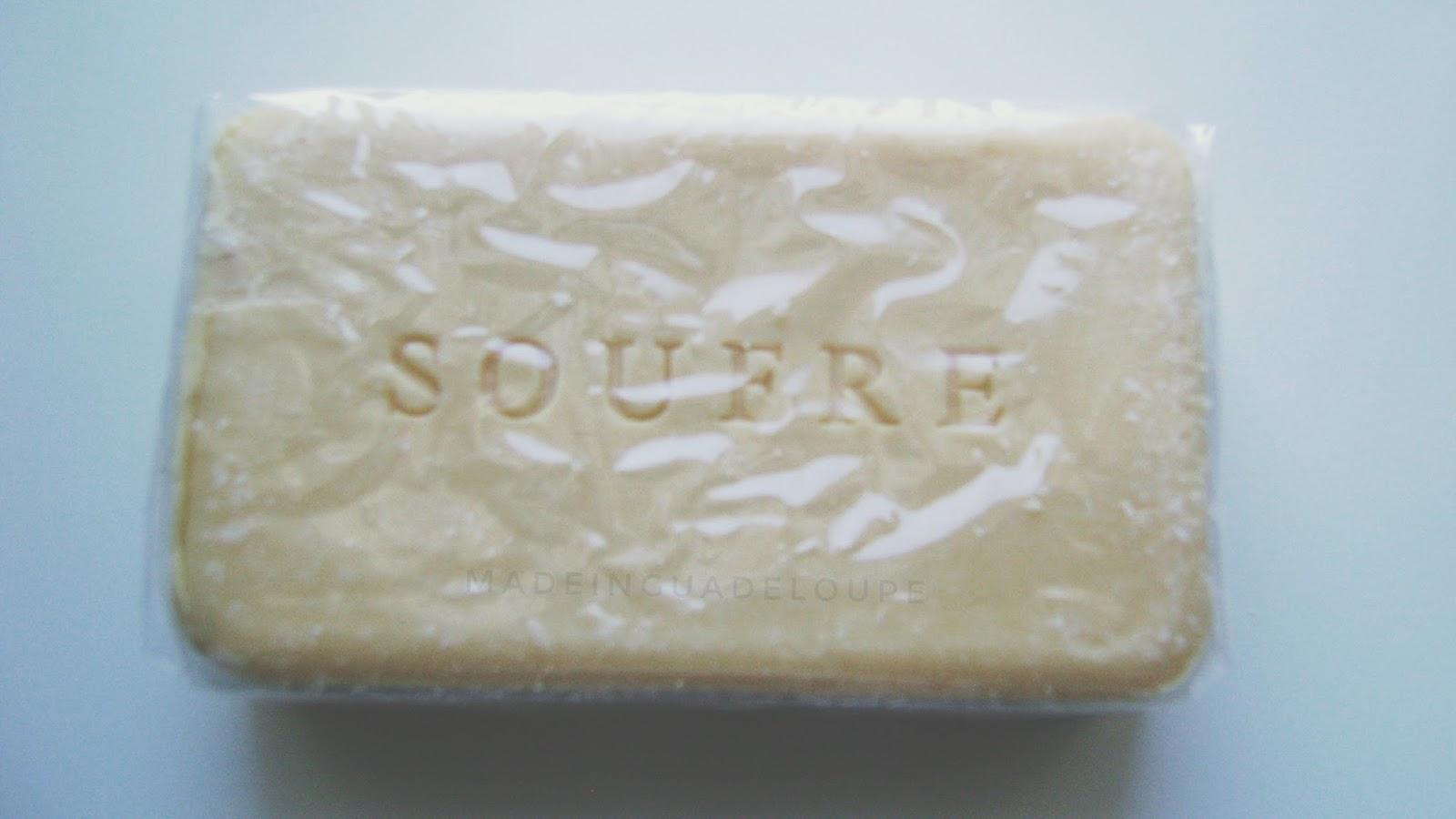 savon soufre peau noire probleme bouton tache skin care routine naturelle  sulfur soap