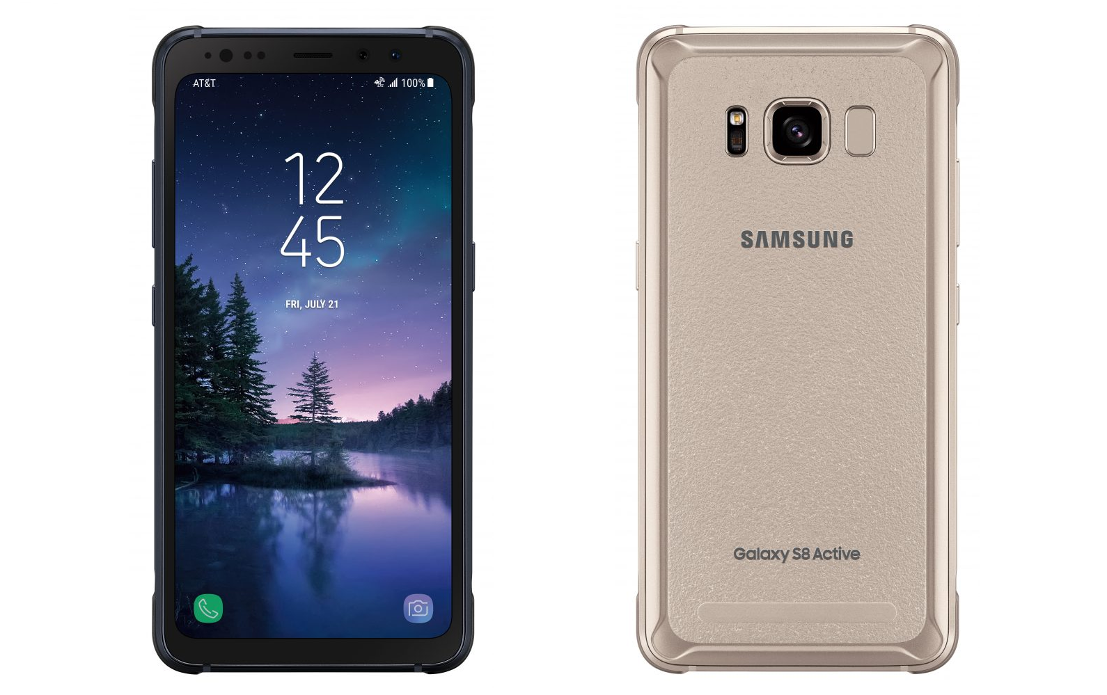 Samsung's Galaxy S8 Active Arrives Exclusively at AT&T This Week