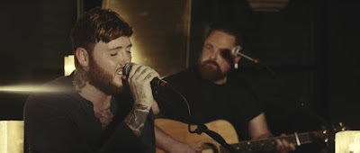 "James Arthur Performs ""Say You Won't Let Go"""