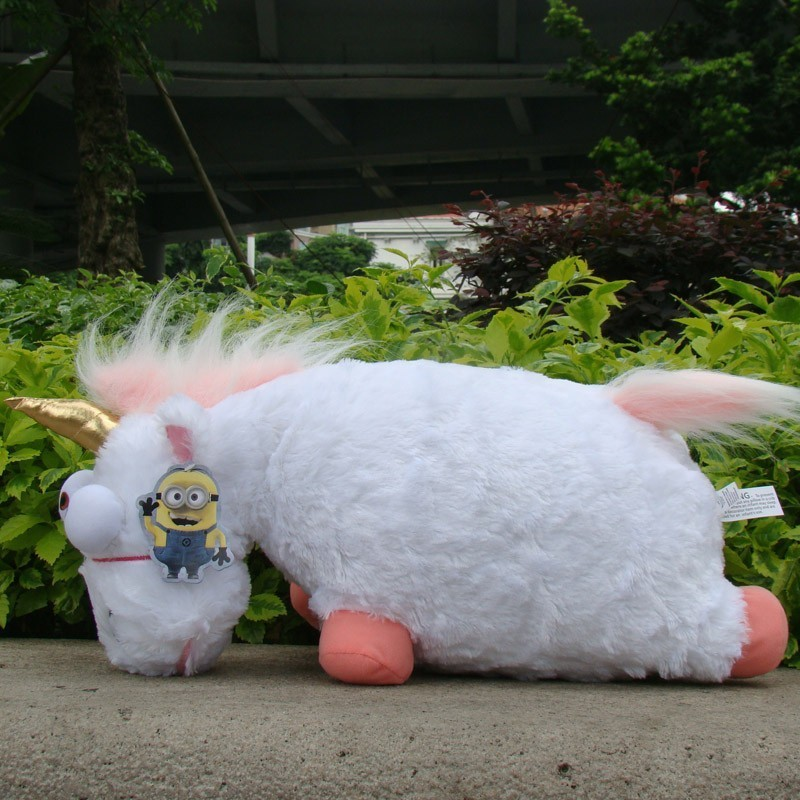 Hobby Center Despicable Me Unicorn Plush Toy 25 Fluffy Agnes S