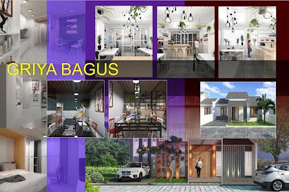 Jasa Desain dan Gambar Rumah 1 Lantai Type 36 Yogyakarta