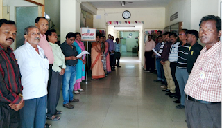 VIGILANCE AWARENESS PLEDGE ADMINISTERED AT AIR, SAMBALPUR