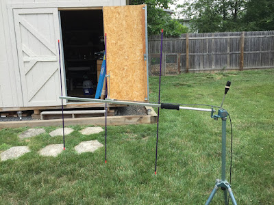 Yagi Antenna Adapter - Dave Markowitz's Machine Shop
