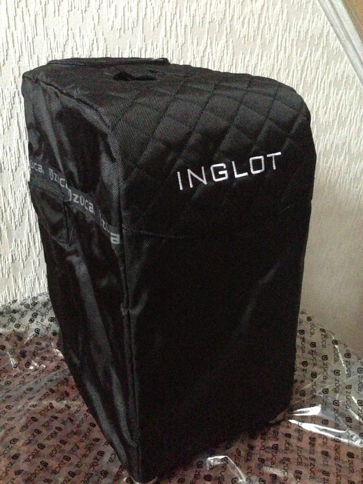Review Of Products And Equipment Inglot Pro Artist Case