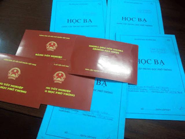 Tư vấn làm bằng đại học có hồ sơ gốc ở tphcm