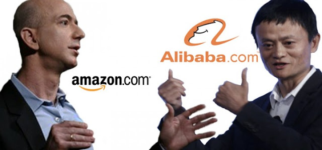 أمازون تحاول مجابهة العملاق الصيني علي بابا عبر إطلاق خدمتها Amazon Prime بالسوق الصينية