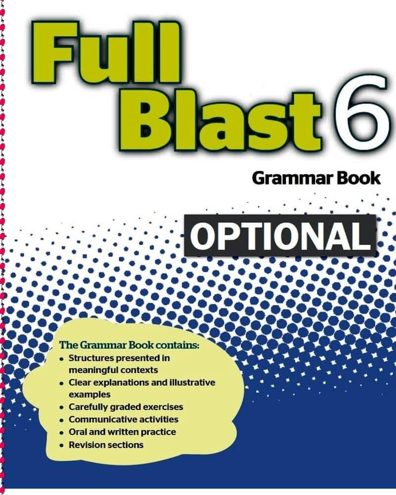 حل كتاب النشاط انجليزي ثالث متوسط ف2 Full Blast 6 موقع حلول التعليمي