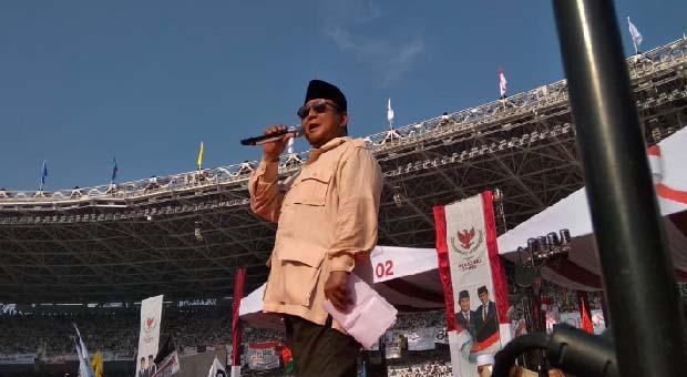 Pendukung Prabowo-Sandi Lebih Percaya Pilihan Rakyat Ketimbang Televisi