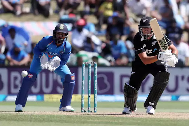 India's Tour of New Zealand 2019: India vs New Zealand, 3rd ODI
