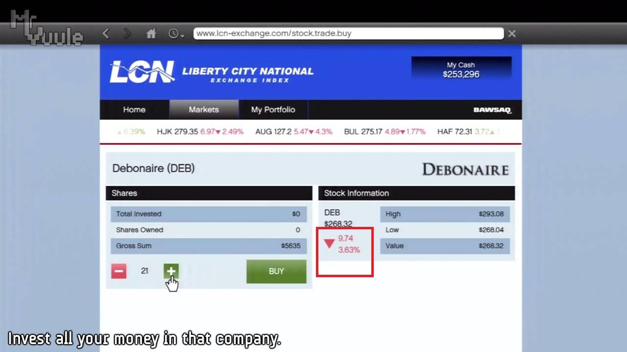 Cara mendapatkan uang di game GTA V (offline) sebesar 500 juta dollar ...
