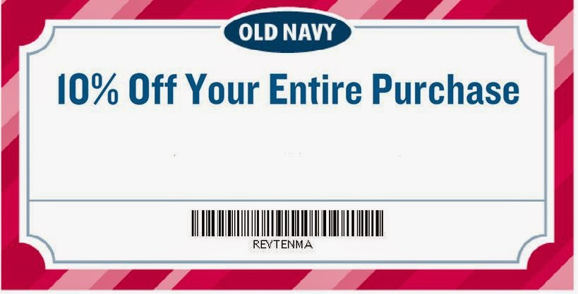 Old navy old navy coupons