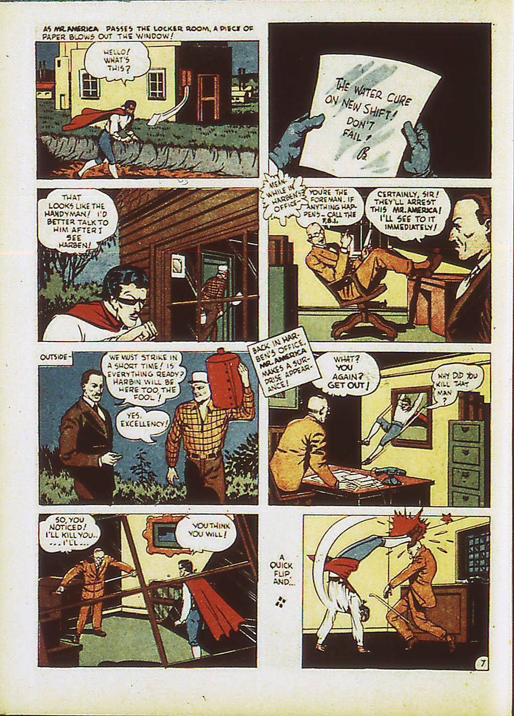 Read online Action Comics (1938) comic -  Issue #34 - 45