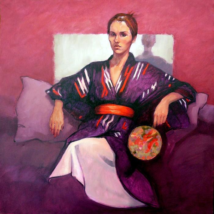 Ню и портреты. Roz McQuillan 11
