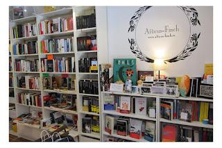 Librería Atticus Finch en Madrid