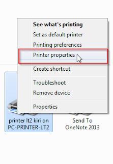Cara Sharing Printer Pada Jaringan Kantor Atau Rumah Dengan Mudah