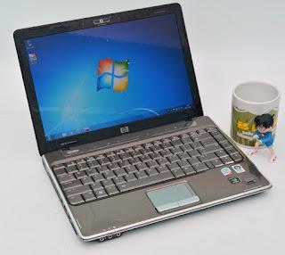 Laptop Bekas HP Pavilion DV3500