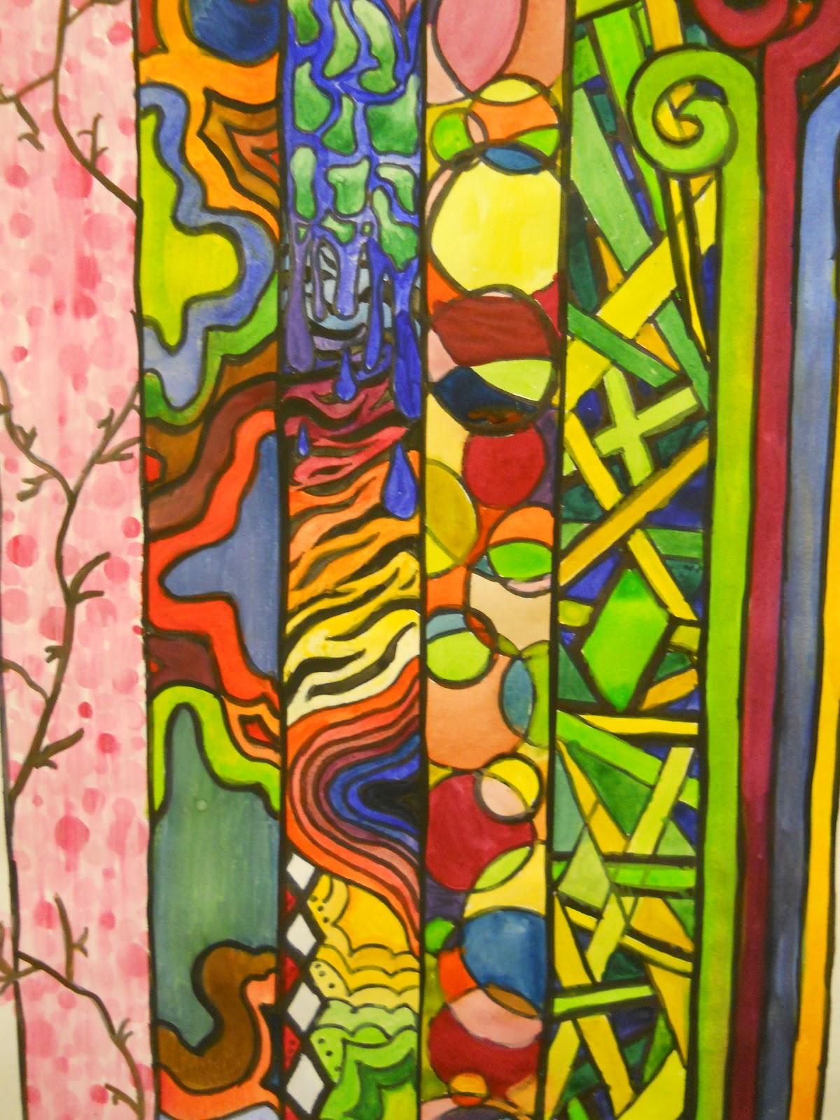 Creative Expressions High School Art