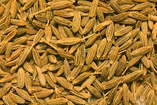 cumin (jeera) seeds