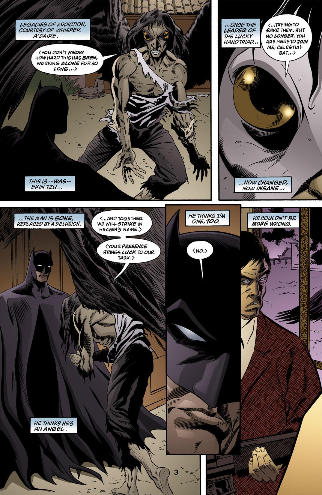 Detective Comics (1937) 769 Page 3