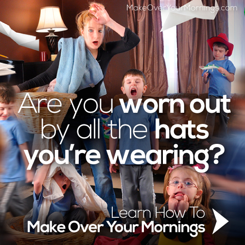 Get Makeover Your Mornings Here