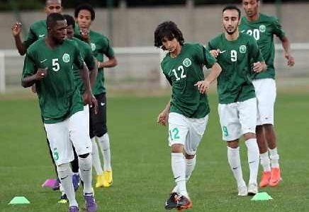 مباراة السعودية وغانا