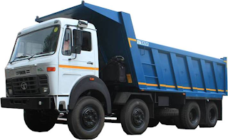 LPK 3118 - 18 CuM Box Tipper