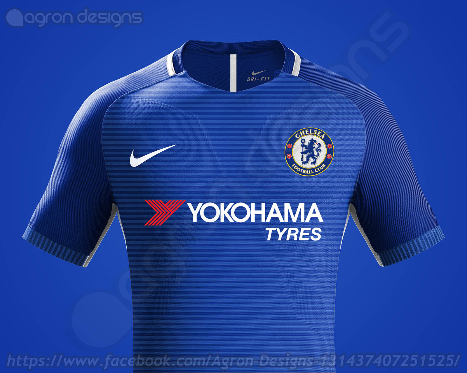 Discount These Are Not The New Nike Chelsea 17-18 Home   Away Kits 1a9c0cd78