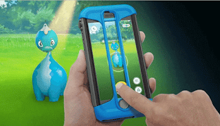 Catalyst Case and Pokémon Go Tool