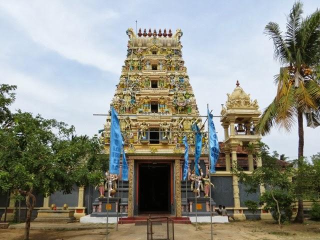 திருகோணமலை அருள்மிகு வில்லூன்றி கந்தசாமி கோவில்