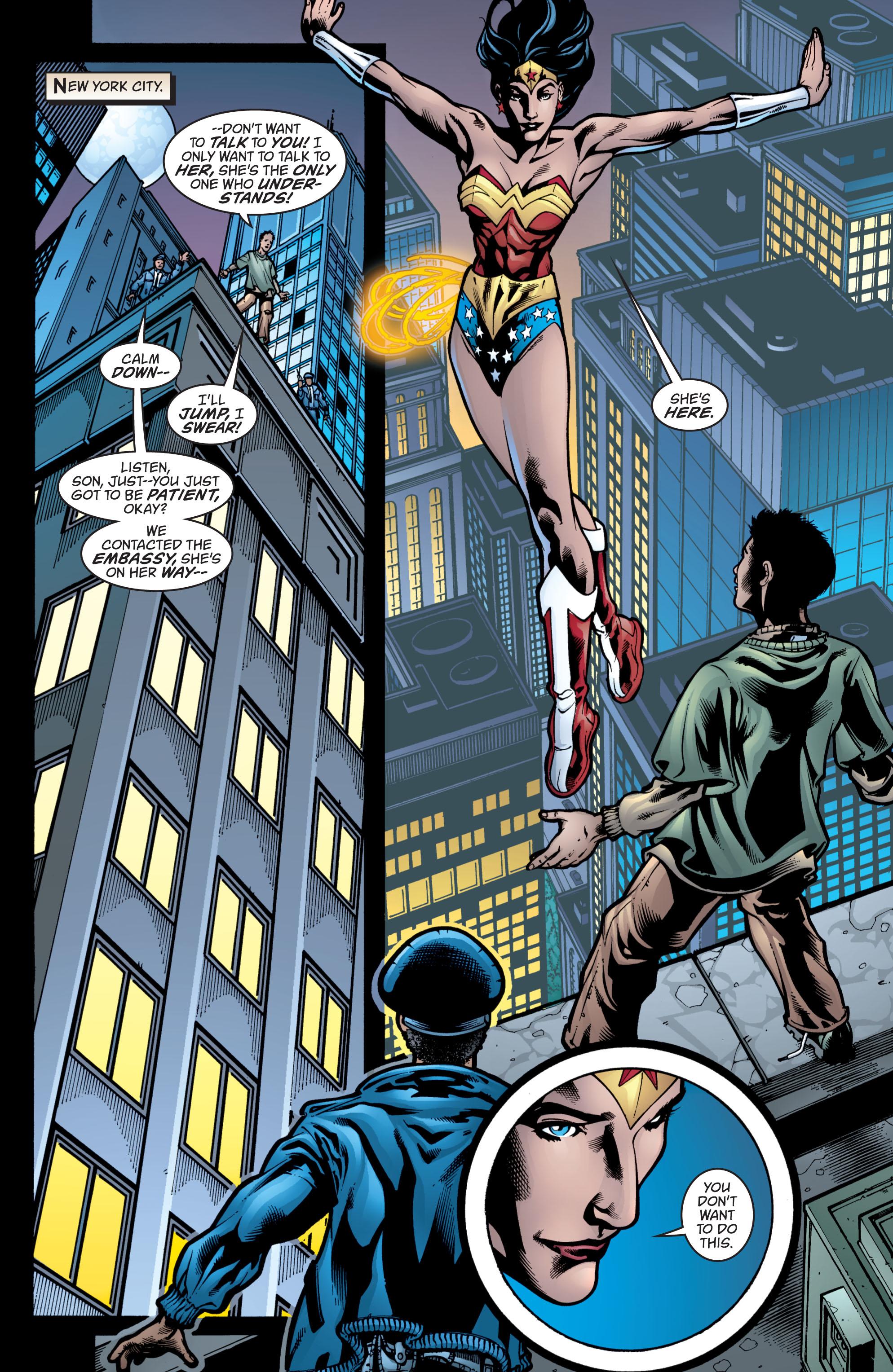 Read online Wonder Woman (1987) comic -  Issue #207 - 11
