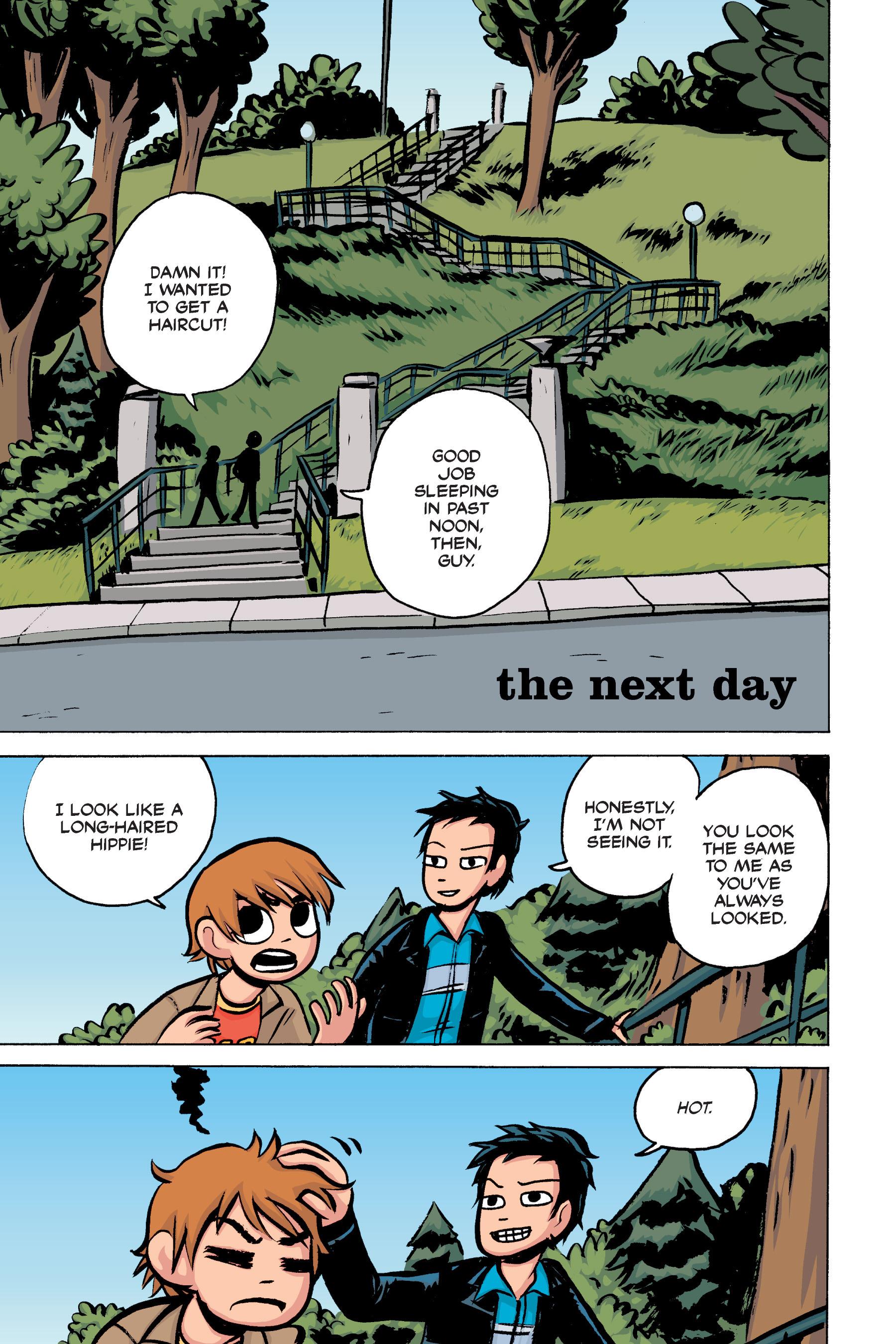 Read online Scott Pilgrim comic -  Issue #2 - 106