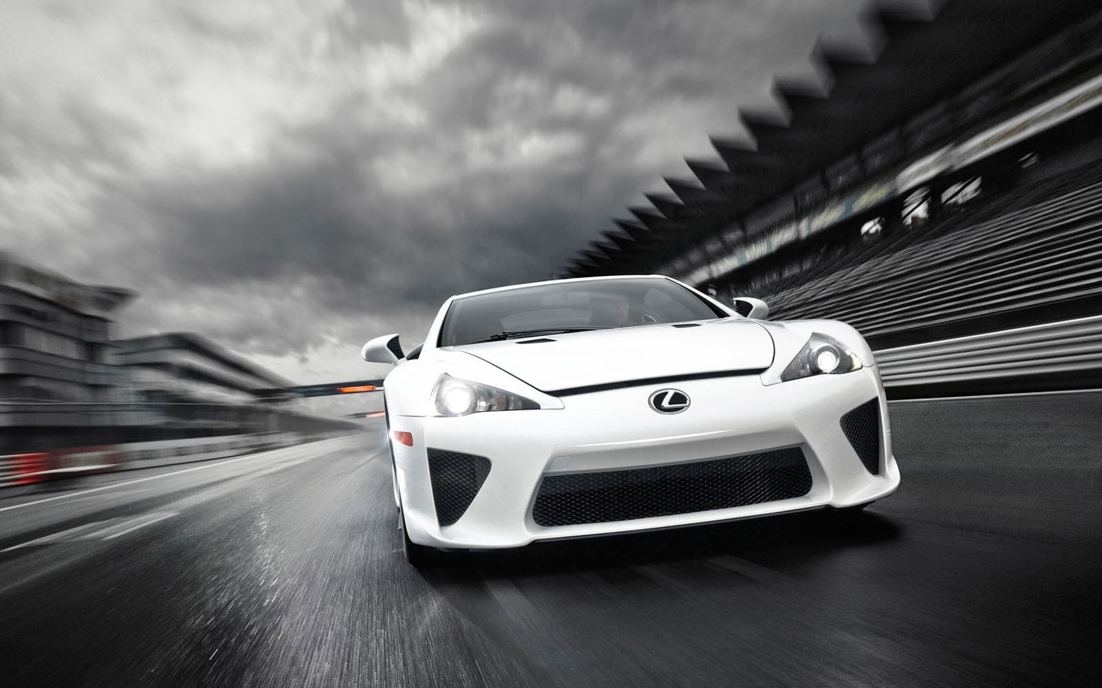 wallpapers lexus lfa - photo #15